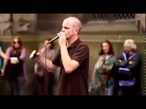 The World's Best Beatboxer Dave Crowe's London Street Performance | UNREAL!