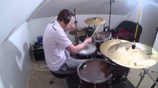 Red Hot Chili Peppers - Under The Bridge (Drum Cover)