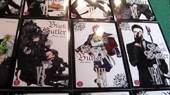 Review zu Black Butler (Kuroshisuji^^)