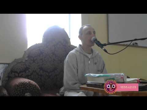 Шримад Бхагаватам 1.2.18 - Сахаcраджит прабху