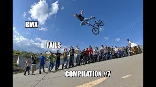 HALL OF MEAT on Instagram BMX FAILS COMPILATION || #7