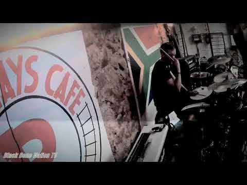 Black Bone Nation - I Wanna Live [ Henri Viljoen Drum Cam - Railways Café, South Africa 2019 ]