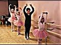 Akasya Durağı - Tırınını Can'ı Kızlarla Bale Kursunda Bastı