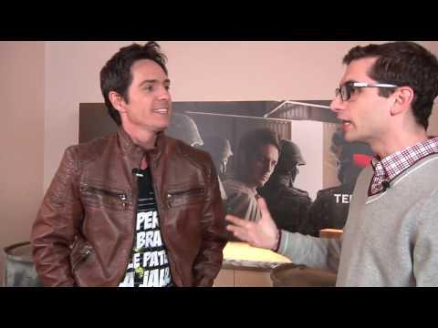 Mauricio Ochmann English Interview for NBC6.Com