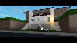 Bau eines 80K Hauses! Teil 1| Roblox - Bloxburg