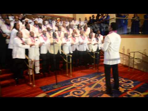 Phi Beta Sigma Fraternal Hymn at Orchid Ball 7/19/14