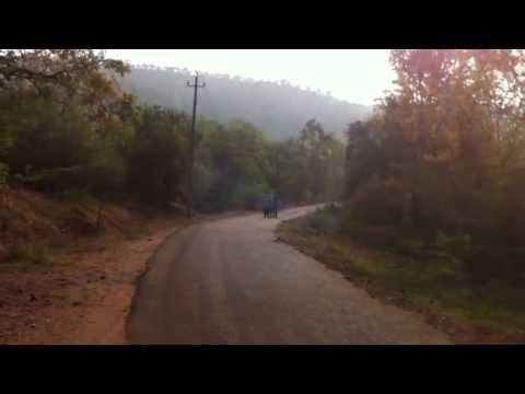 Trekking @ Cauvery Fishing Camp Bheemeshwari - 2