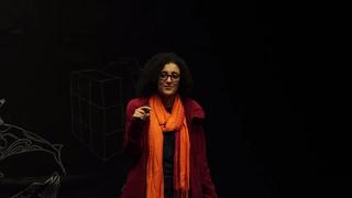 Inner Peace, Flying Cars and Bunch of Unrelated Things | Salma ElDardiry | TEDxUSTZC