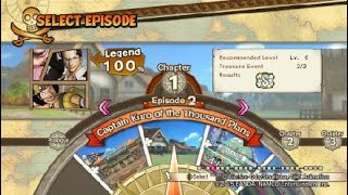 One Piece Pirate Warriors 3 Legend Diary Guide: Episode 2 Chapter 1