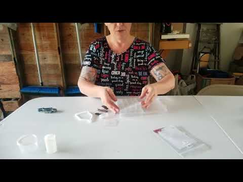 a08b73c927 5D DIY Diamond Painting-Unboxing PWD & EverMoment - YouTube