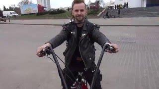 Board tracker (велосипед с мотором) часть 5(Завершаем масштабный проект! Велосипед с мотором готов! Спасибо брату Мишане (мастерская АвтоКаст) за помо..., 2016-05-11T19:01:22.000Z)