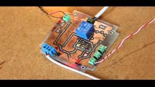 Электронное устройство для квестов часы