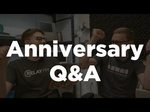 Relay FM Q&A 2017