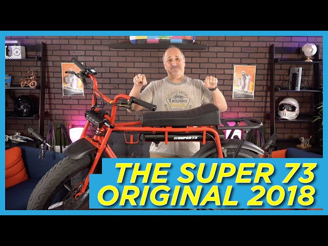 The New Super 73 Original 2018...and a Discount Code!!