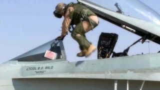 F/A-18 & F-16 Pilots & Aircrews - Scramble Competition