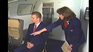 Canadian Airlines Training Video