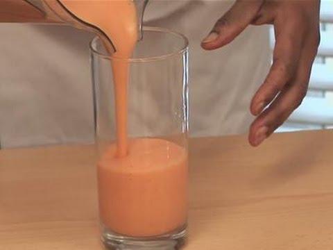 How To Prepare A Fiber Juice