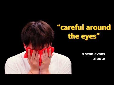 Sean  Careful Around Your Eyes  Evans   Hot Ones (Seasons 1-9)