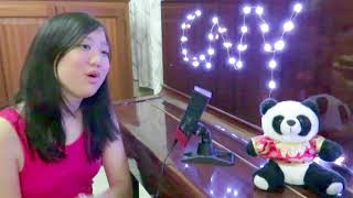 G.E.M. 【光年之外 Light Years Away】- (Cover by Amy HF 惠文) Mp3