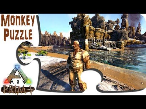 Restarting Primitive Plus on the Center Season 2 Ep1 - ARK Gaming Evolved PVE Survival Server
