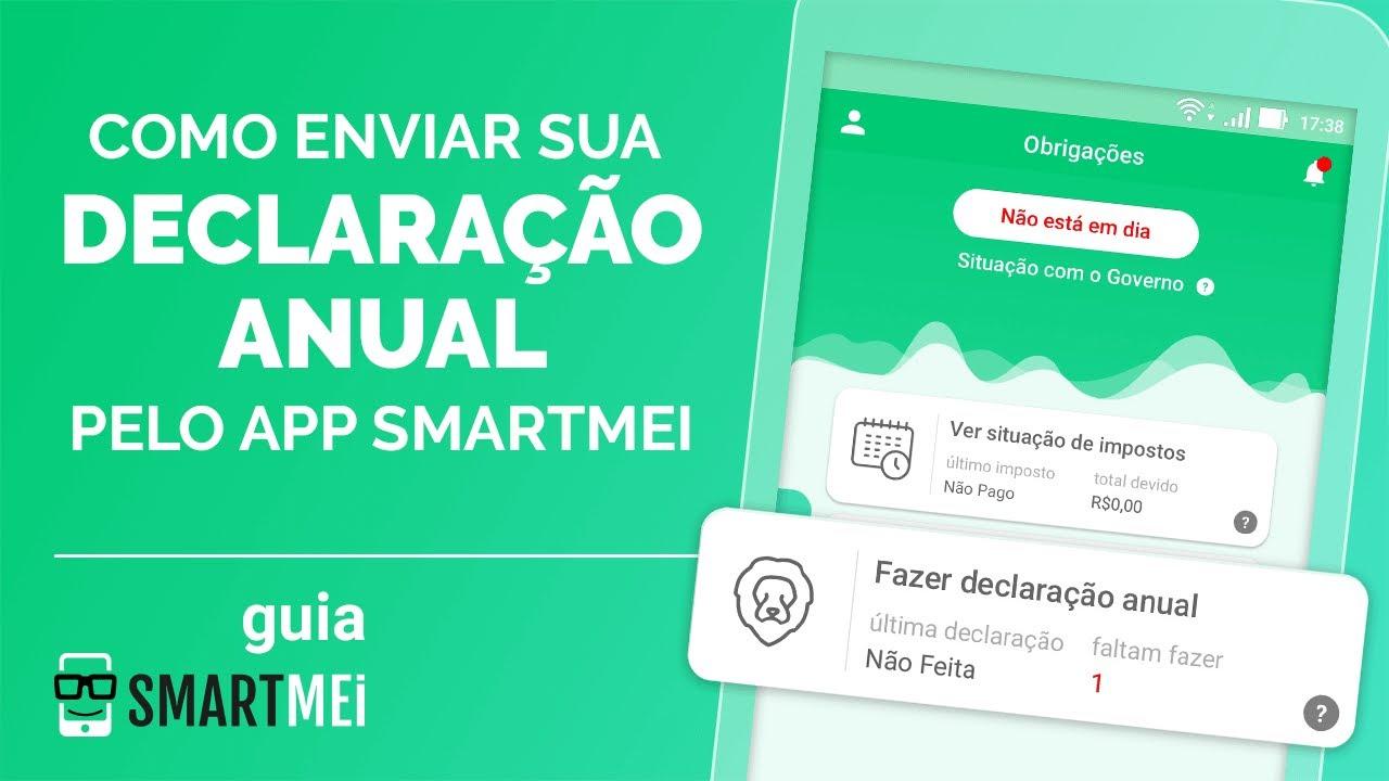 Como Fazer A Declaração Anual Do Mei 2019 App Smartmei