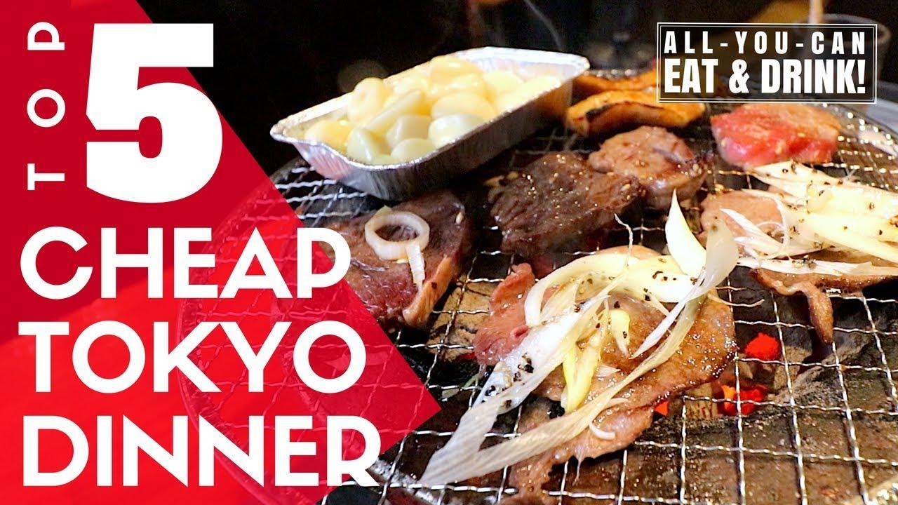 5507526a6a76 TOP 5 Cheap Tokyo Izakaya Restaurants