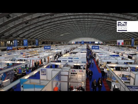 MARINE EQUIPMENT TRADE SHOW (METS) 2019 - The Boat Show