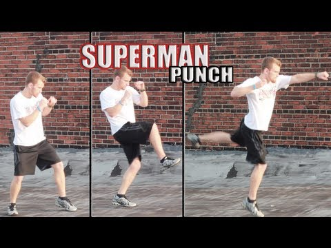 How to Superman Punch