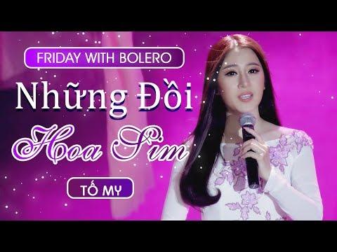 Những Đồi Hoa Sim - Tố My (Thơ Hữu Loan, Nhạc Dzũng Chinh) L Friday With Bolero - Tập 4