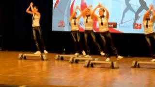 Южноуральские коллективы успешно выступили в чемпионате и первенстве России по фитнес аэробике в Мос