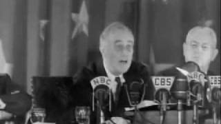 FDR - Lesson on the Use of Propaganda.mp4 FDR points out the irony in Republicans trying to blame him