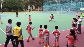 [港島東區小學校際足球比賽] HKUGA vs 愛秩序灣官立