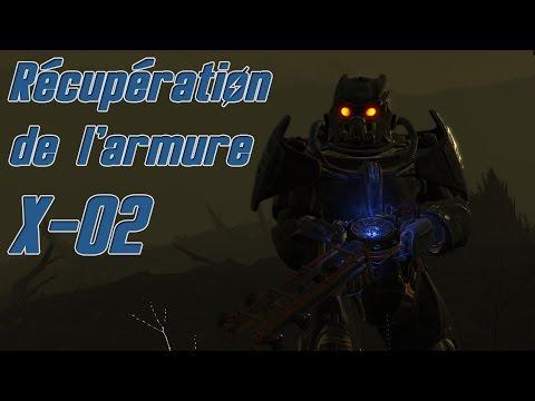 Fallout 4 - Récupération de l'armure Enclave X-02