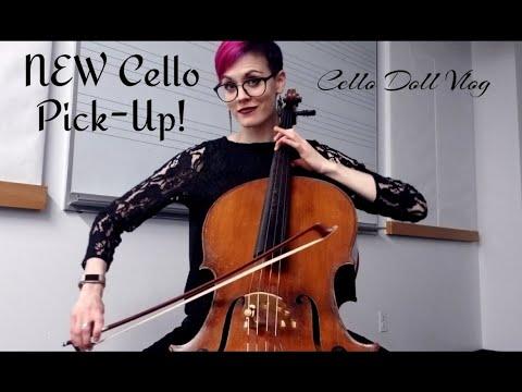 Amplifying Celli! | C100 Fishman Classic Cello Pickup Demo