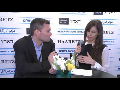 Aimee Amiga interviews Peter Beinart at Haaretz