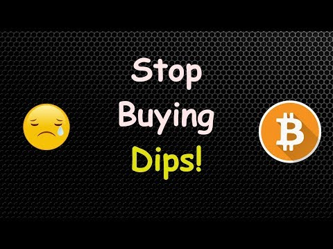 Attention All XRP And Crypto Investors – Stop Buying Dips!