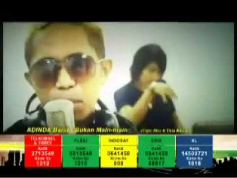 Bukan Main Main - Adinda Band (Cocolalavideomusic)
