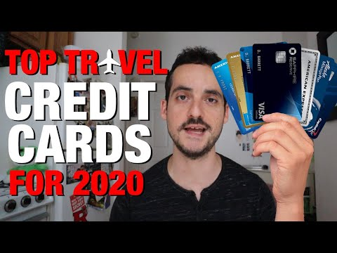 Top 7 Best Credit Cards For Travel in 2021 ! (Travel For Free)