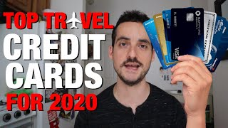 Top 7 Best Credit Cards For Travel in 2020 ! (Travel For Free)
