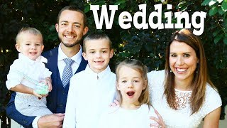 WEDDING DAY With DisneyCarToys