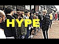 Yeezy Powerphase And Atmos Pack Vlog at Social Status Charlotte!