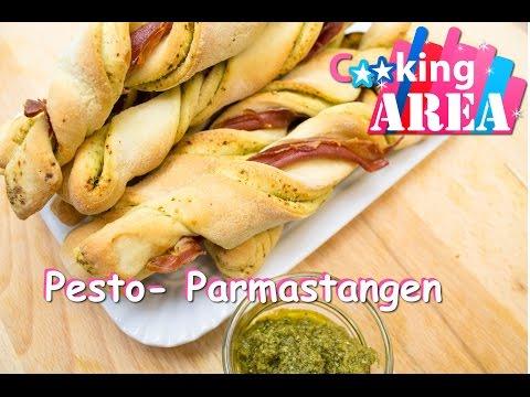 PESTO- PARMASTANGEN | Schnell & Einfach Selber Machen | Koch Rezepte & Tipps 2016