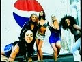 Spice Girls - Pepsi Commercial (1997 Move Over Generation Next Extended)