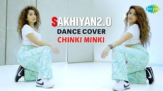 Sakhiyan2.0 | Dance Cover | Chinki Minki | Akshay Kumar | Vaani Kapoor | BellBottom