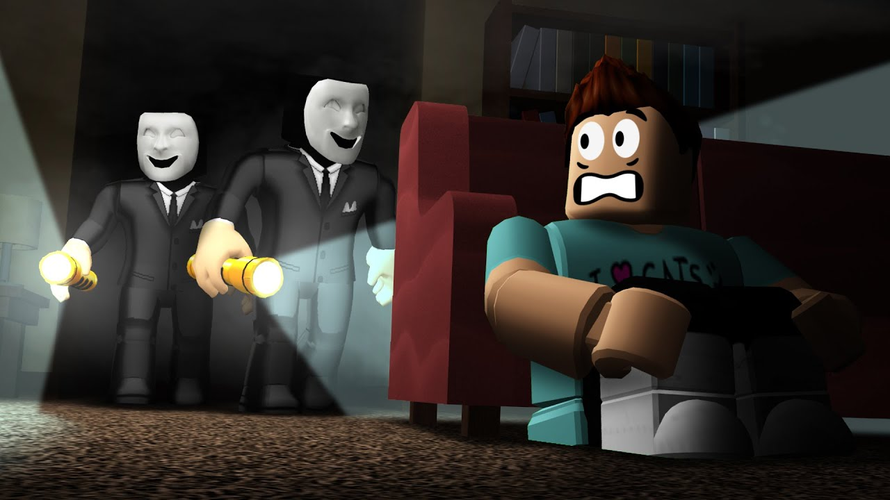 Break In Story on ROBLOX!