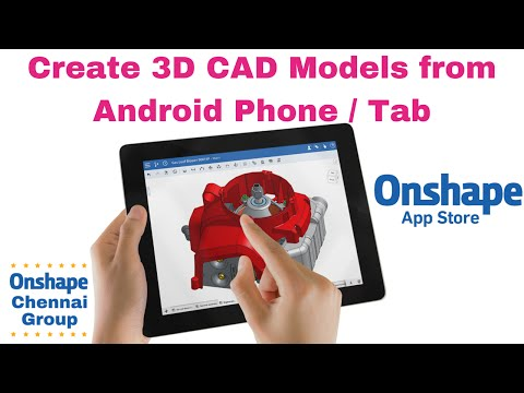 Create 3D CAD Models From Your Android Phone/Tab - SolidTrust