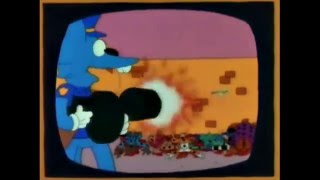 Щекотка и царапка-The Itchy & Scratchy Show!!!   28
