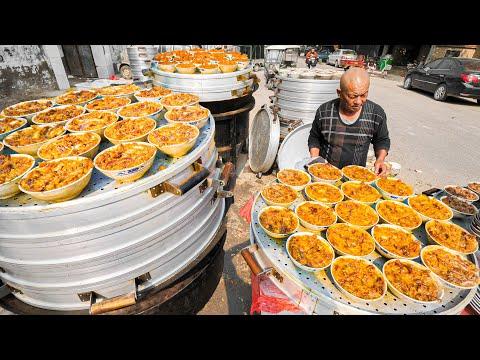 Chinese Street Food - RARE Muslim Wedding in Islamic China + 9 WHOLE LAMB!! NEVER SEEN Before!