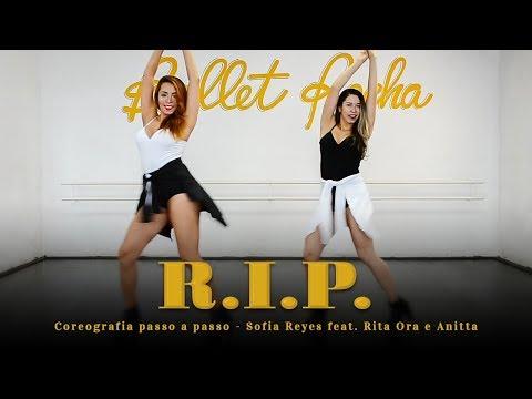 Sofia Reyes - RIP feat Rita Ora & Anitta Coreografia Stiletto Dance  Desafio no Salto