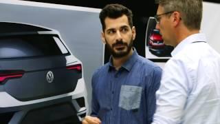 Дизайн  Volkswagen T Roc